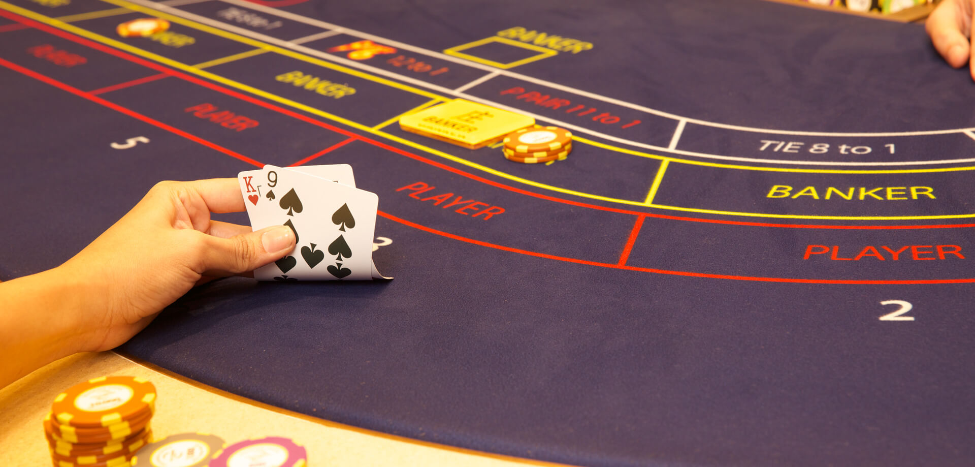 Some Facts You Should Know Before Playing At On Online Casino